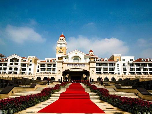 沈阳碧桂园玛丽蒂姆酒店1