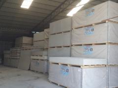 硅酸钙板库房